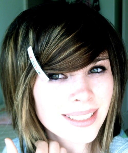The Best Emo Hairstyles On Tumblr Pictures