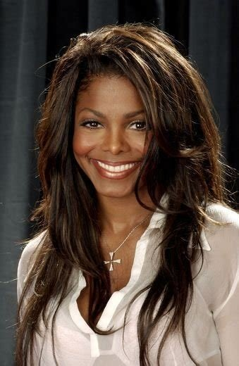 The Best Janet Jackson Hairstyles Essence Com Pictures