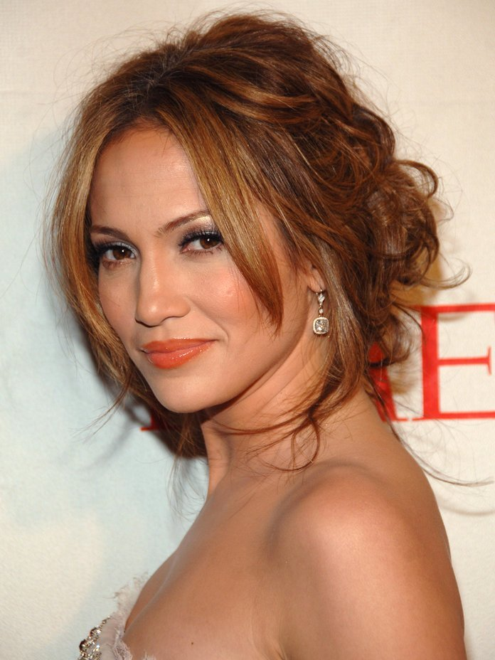 The Best Jennifer Lopez S Most Glamorous Hairstyles Instyle Com Pictures