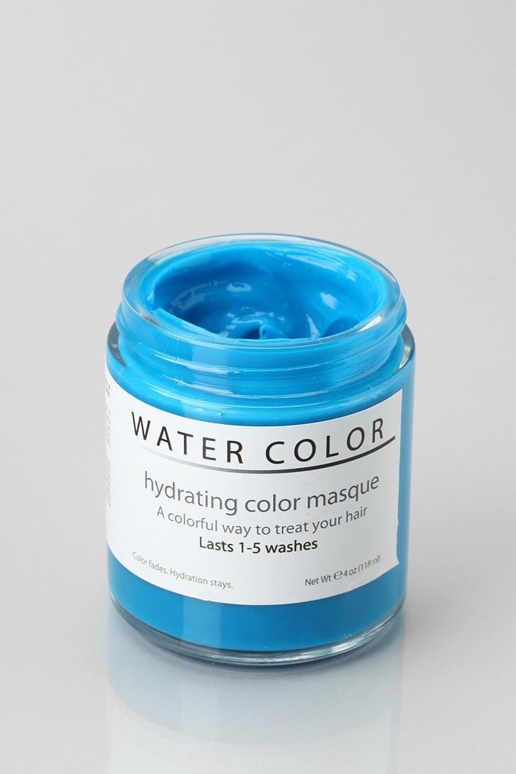 The Best Urban Outfitters Water Color Hydrating Hair Color Mask On Pictures