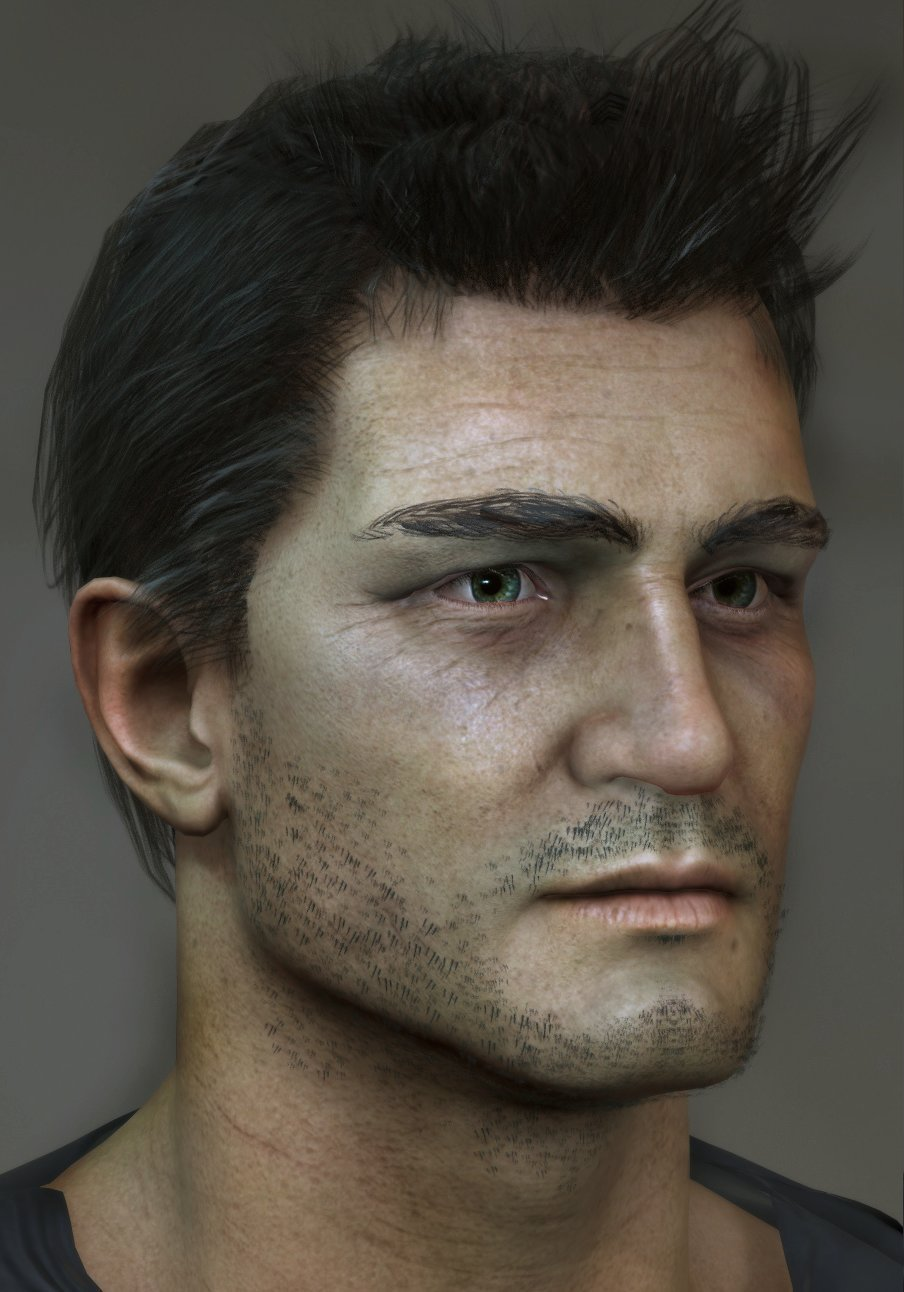 The Best What Haircut Does Nathan Drake Have Haircuts Models Ideas Pictures