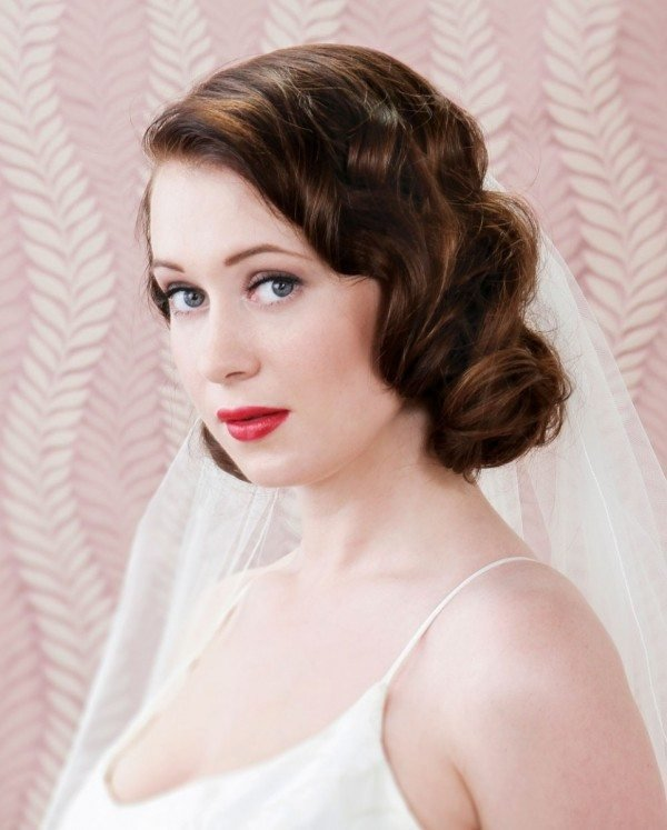 The Best The Ultimate Great Gatsby Wedding Hair Tutorial Weddingbells Pictures