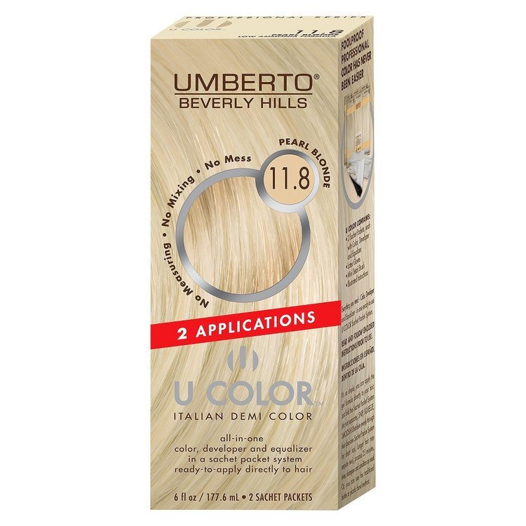 The Best Umberto Beverly Hills U Color Italian Demi Hair Color Pictures
