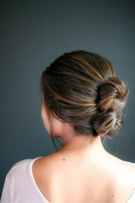 The Best Chic 10 Minute Hairstyles To Try Style Me Pretty Living Pictures