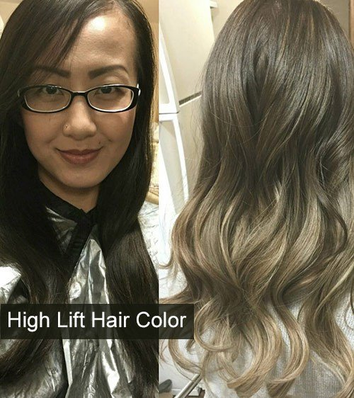 The Best Hi Lift Blonde Dye Hairstyle Inspirations 2018 Pictures
