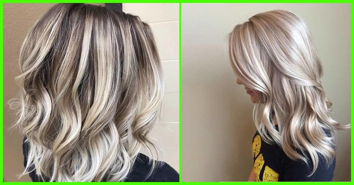 The Best Top 25 Light Ash Blonde Highlights Hair Color Ideas For Blonde And Brown Hair Pictures