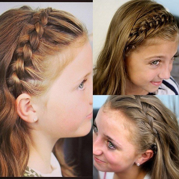 The Best 20 Gorgeous Hairstyles For 9 And 10 Year Old Girls – Child Pictures Original 1024 x 768