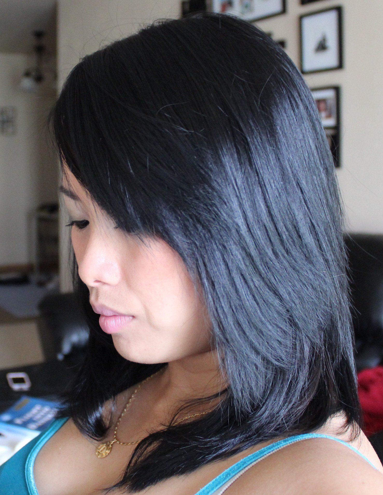 The Best Hair Color Burgundy Black Blue Loreal Love And Happiness Pictures