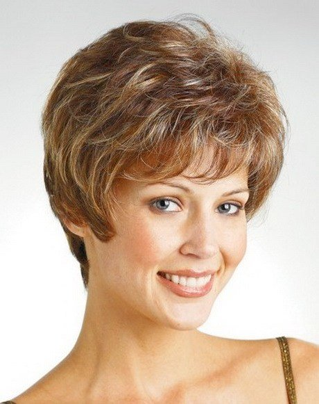 The Best Short Haircuts For Middle Aged Women Pictures