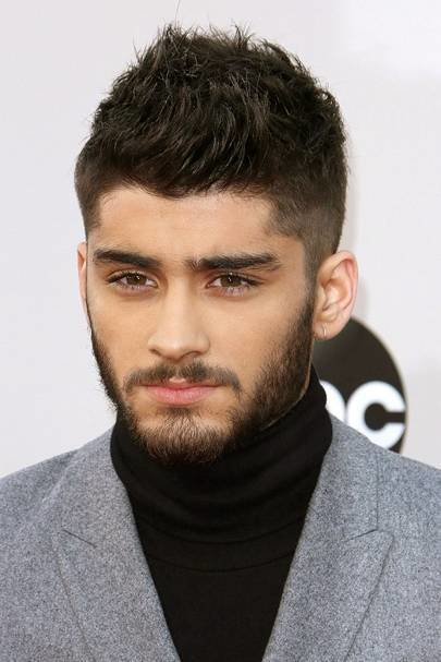 The Best Zayn Malik Hair Hairstyles Blonde Floppy Shaved Pictures