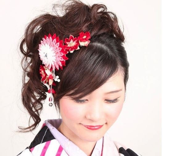 The Best Kimono Hair In Japan Pictures