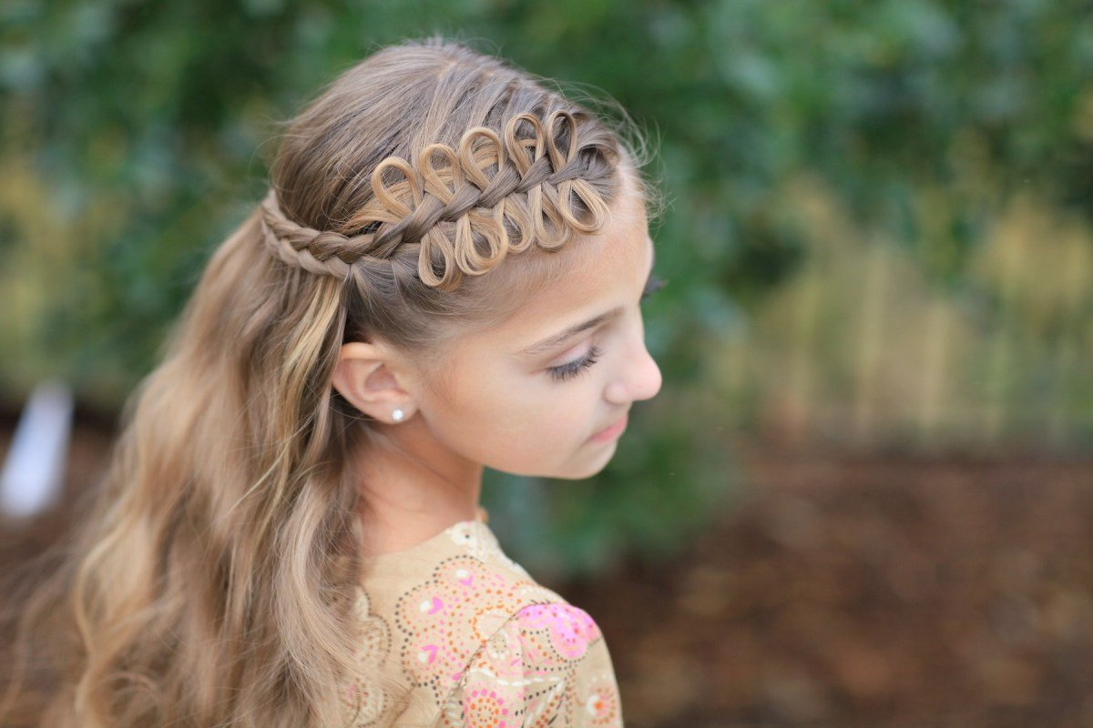 The Best Adorable Hairstyles For Little Girls – Kids Gallore Pictures