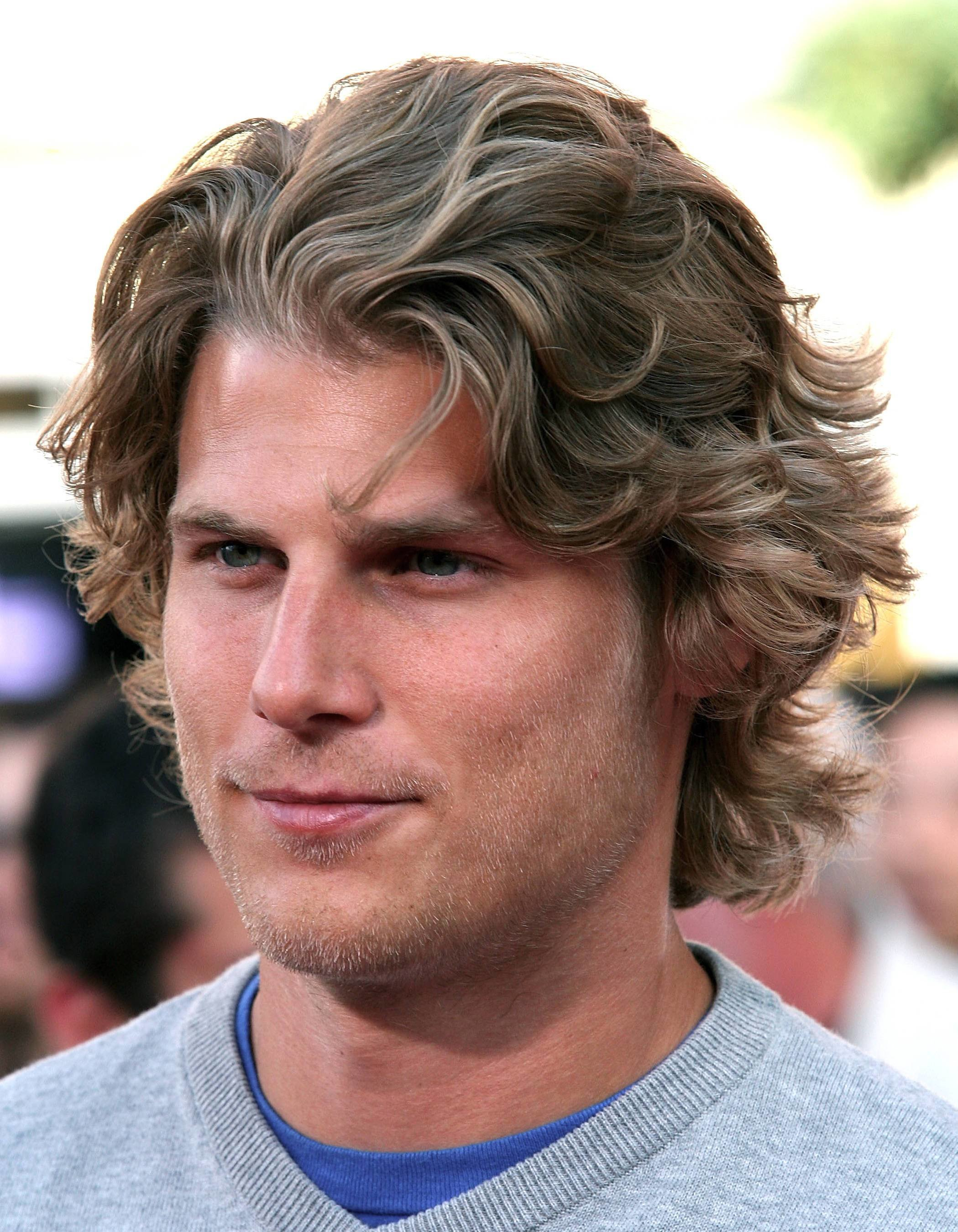 The Best Men's Long Hairstyles Stylespedia Com Pictures