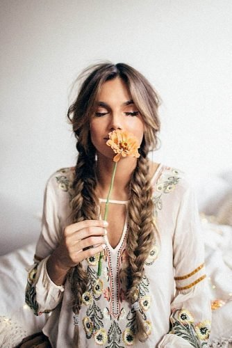 The Best 24 Boho Hairstyles You Ll Want To Wear All Summer Pictures