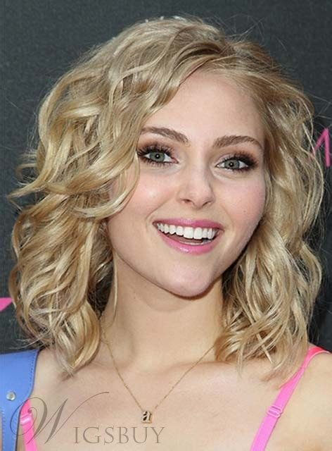 The Best Youthful Medium Layered Wave Hairstyle Lace Front Pictures