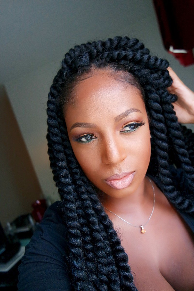 The Best Passionfruit And Crochet Braids Trishstatus Complete Pictures