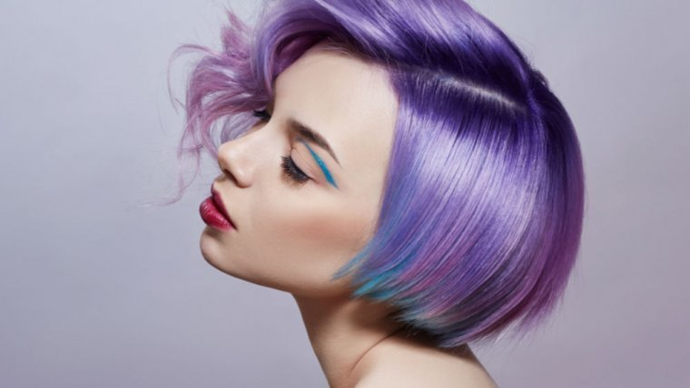 The Best How To Change Hair Color In Photoshop Video Tutorial Sleeklens Pictures