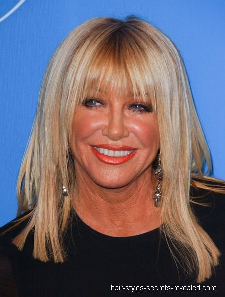 The Best Suzanne Somers Hairstyle Picture Hairstyles Crowning Glory And Grace At Any Age Pinterest Pictures