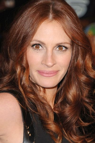 The Best Celebrity Hair Color The Best Star Hues Copper Pictures