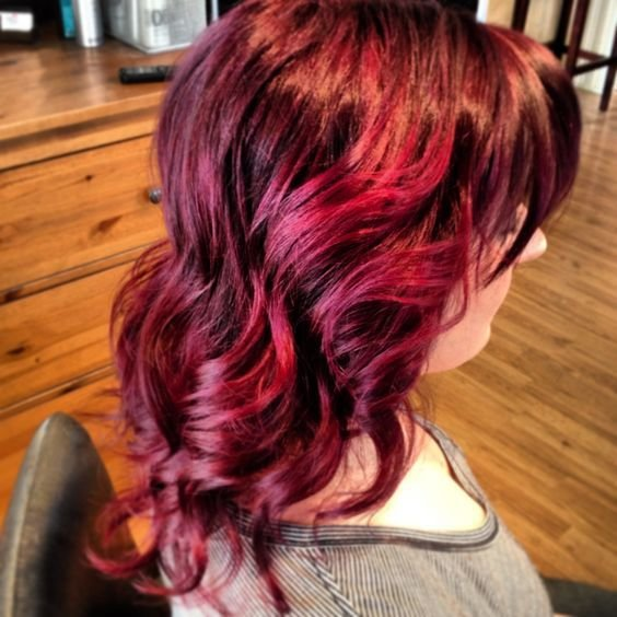 The Best Fun Hair Color Wild Orchid Hair By Britt Pinterest Colors Orchids And Colorful Hair Pictures