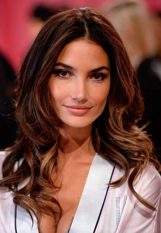 The Best Best Hair Colors For Olive Skin And Brown Eyes Fall Pictures