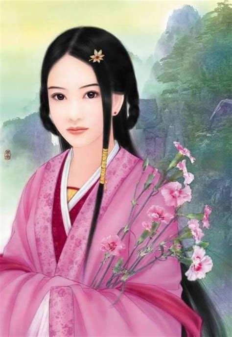 The Best Ancient Chinese Hairstyles For Women Ancient Chinese Pictures