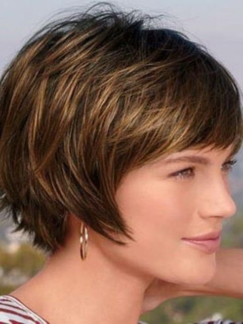 The Best Soft Short Hairstyles For Older Women Above 40 And 50 2 Pictures