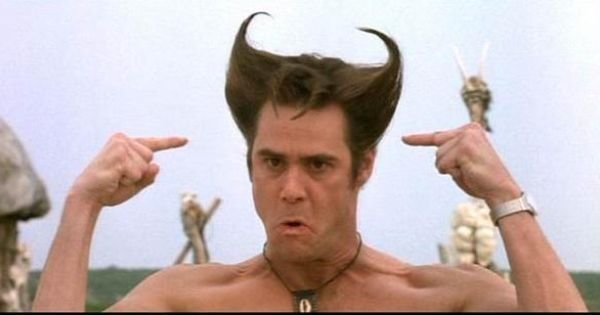 The Best Jim Carrey As Ace Ventura In Ace Ventura 2 Movie Hair Pictures