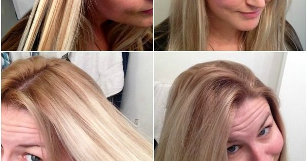 The Best How To Get Rid Of Brassy Colored Hair My Hair Pulls Red Pictures