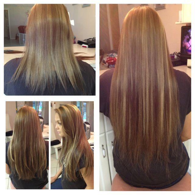 The Best Before And After Hair Extensions Socap Toricaputo Pictures