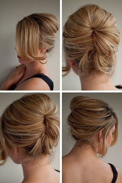 The Best 10 Easy Hairstyles You Can Do Yourself Hairstyles Makeup Pinterest Easy Hairstyles Spin Pictures