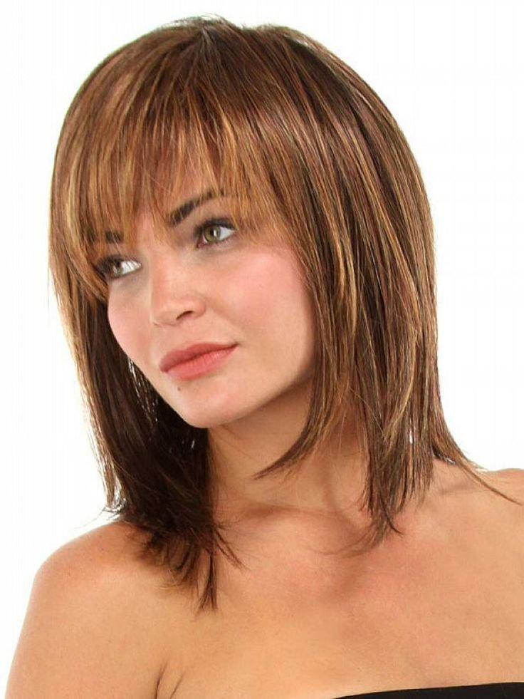 The Best 2014 Medium Hair Styles For Women Over 40 Medium Pictures