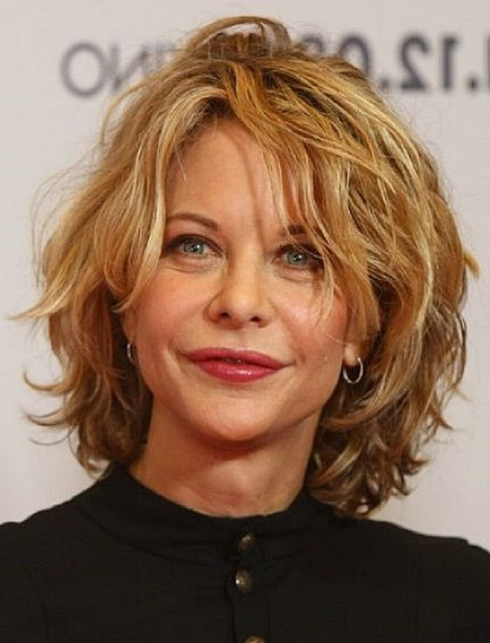 The Best Over 40 Hairstyles With Bangs Short Layered Hairstyles For Women Over 40 My Style Pictures