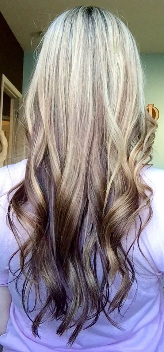 The Best 1000 Ideas About Blonde Highlights Underneath On Pictures