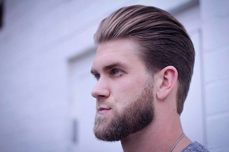 The Best 25 Best Ideas About Bryce Harper Haircut On Pinterest Pictures