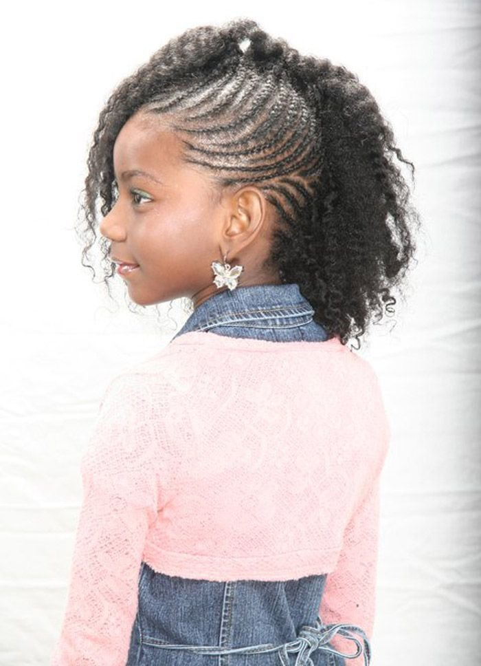 The Best Cute Braided Mohawk For Kids Natural Hairstyles Pictures
