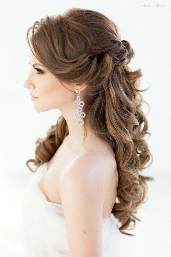 The Best 25 Best Ideas About Long Wedding Hairstyles On Pinterest Pictures