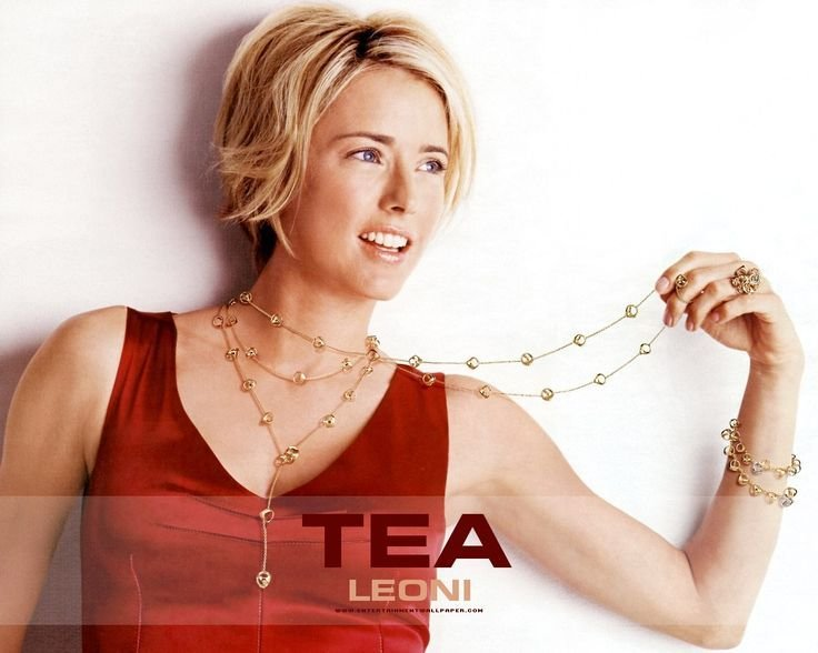 The Best Tea Leoni Hairstyles Tea Leoni Picture Colection Pictures