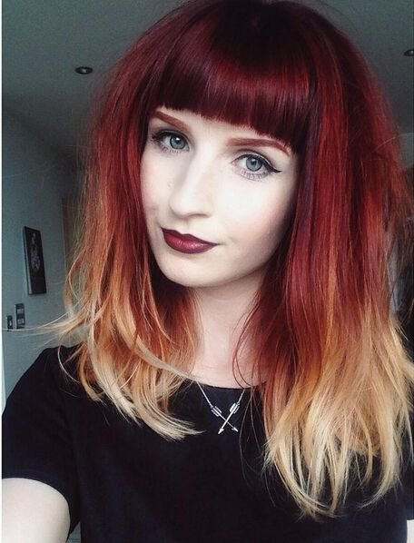 The Best 17 Best Ideas About Medium Red Hair On Pinterest Short Pictures