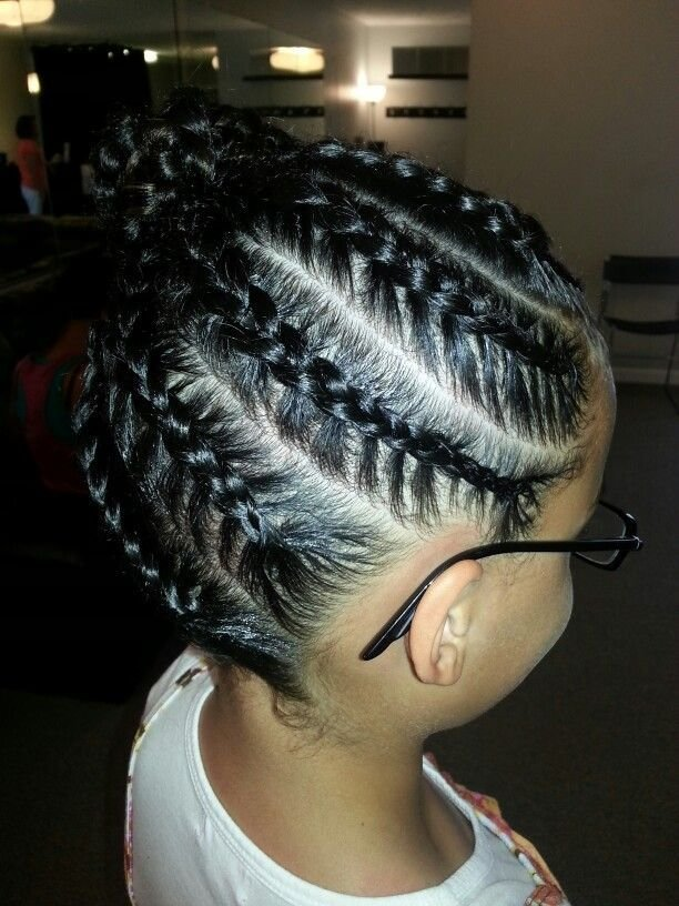 The Best 1000 Ideas About Mixed Girl Hairstyles On Pinterest Pictures