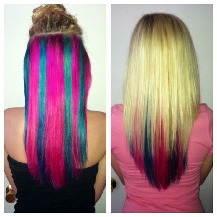 The Best Splat Hair Color Ideas Google Search But With Purple Pictures