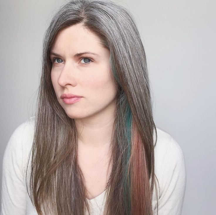 The Best 17 Best Ideas About Gray Hair Colors On Pinterest Silver Pictures