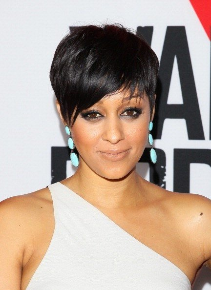The Best 17 Best Images About Tia Mowry Hardict On Pinterest Beautiful Family Bobs And Morning Sickness Pictures