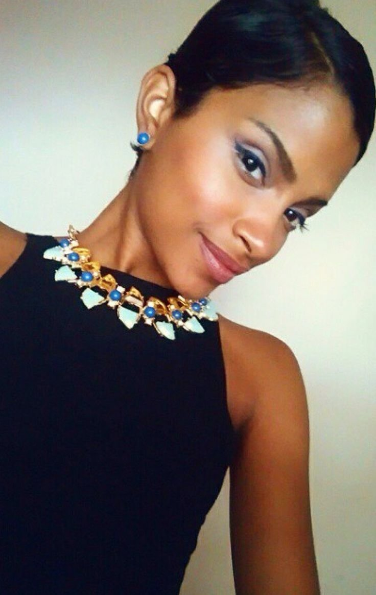The Best 10 Images About Short Hair Styles For Black Women On Pinterest For Women Pictures Of Short Pictures