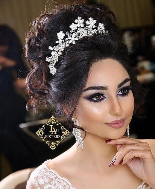 The Best 17 Best Images About Arabic Makeup And Hairstyles 2 On Pictures