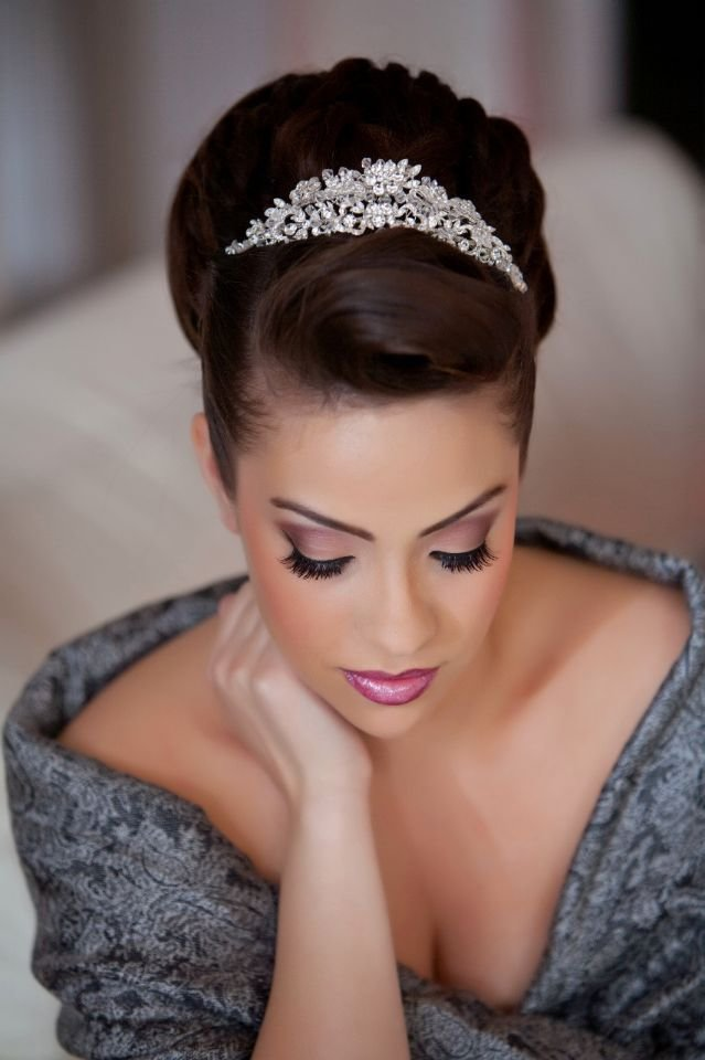 The Best 25 Best Ideas About Tiara Hairstyles On Pinterest Pictures