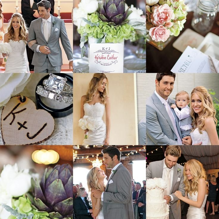 The Best Kristin Cavallari And Jay Cutlers Wedding People Pictures