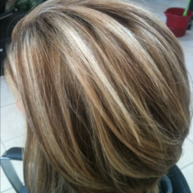 The Best 100 White Hair Transformed Into A Multi Tonal Blonde Pictures