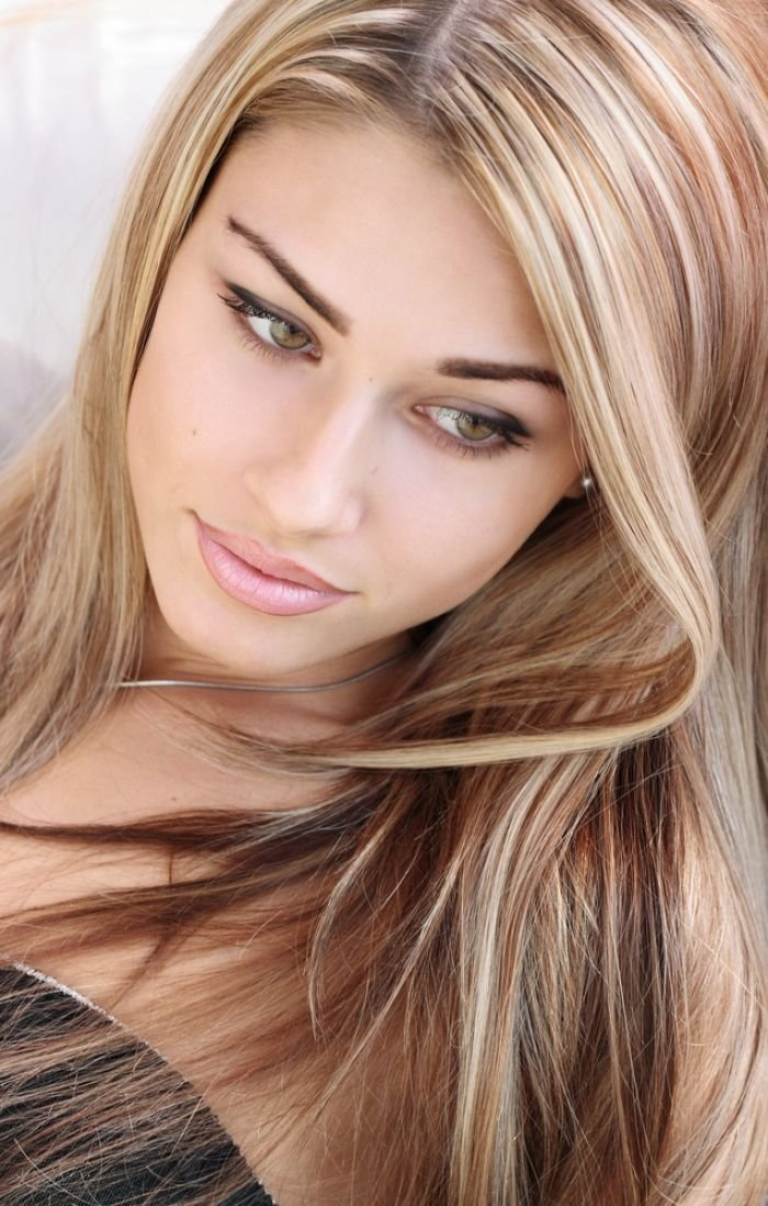 The Best Light Brown Hair Color With Blonde Highlights Breonna Pictures