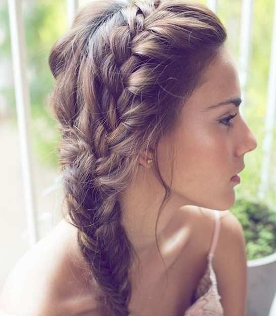 The Best Easy Prom Hairstyles To Do At Home Http Ocuski Com Pictures